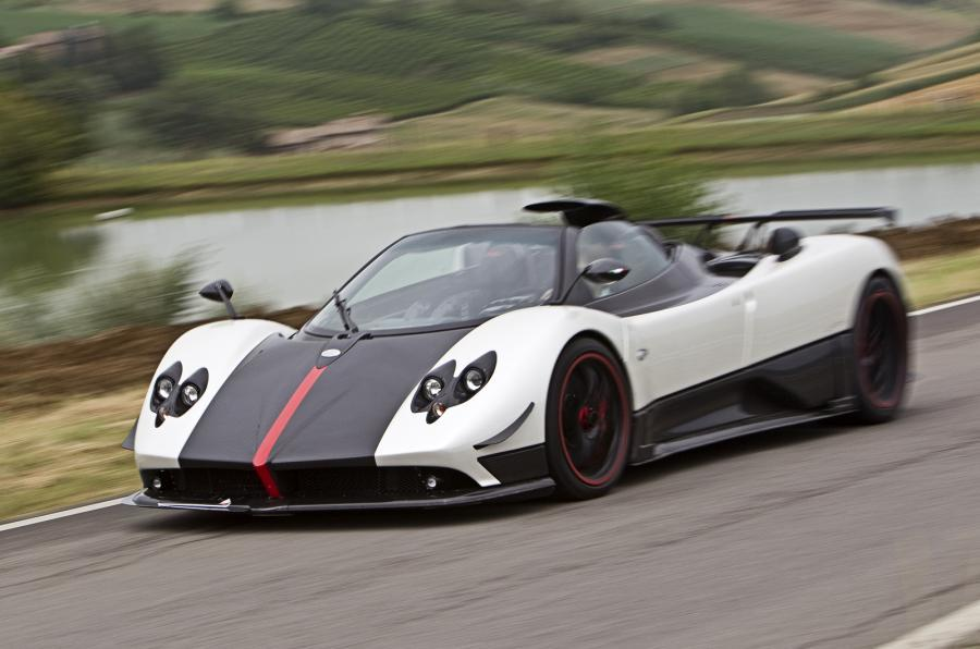 pagani zonda cinque roadster review 2018 autocar. Black Bedroom Furniture Sets. Home Design Ideas
