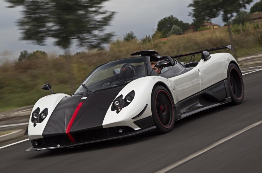Zonda Sports Car Price