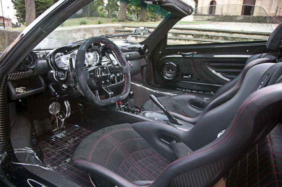 Pagani Zonda Cinque Roadster Review 2019 Autocar