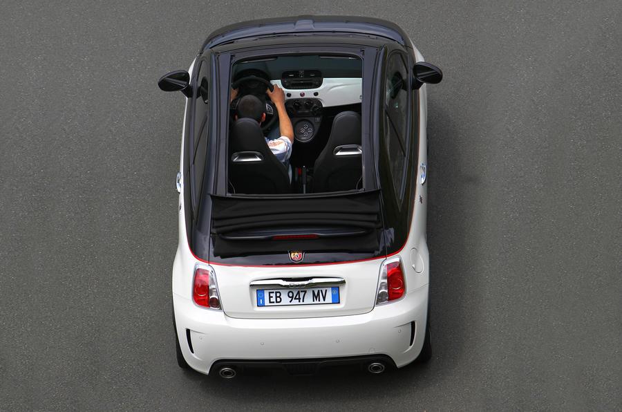 130mph Fiat 500C Abarth Esseesse