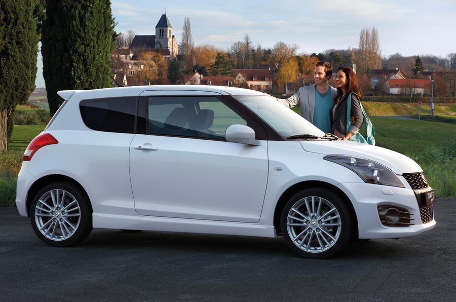 suzuki swift sport 1 6 review autocar. Black Bedroom Furniture Sets. Home Design Ideas
