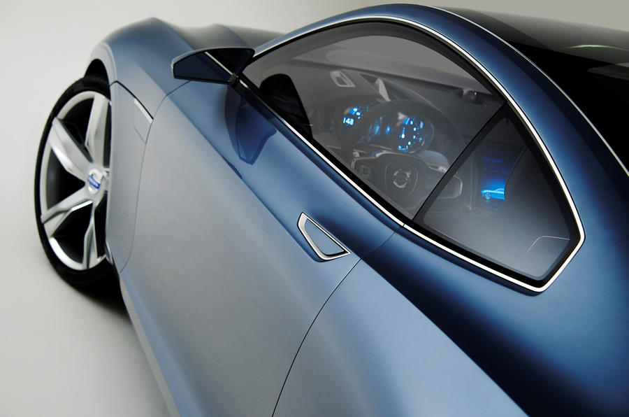 Volvo Concept Coupe for Frankfurt debut