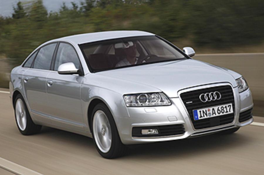 Audi A6 3.0 T quattro
