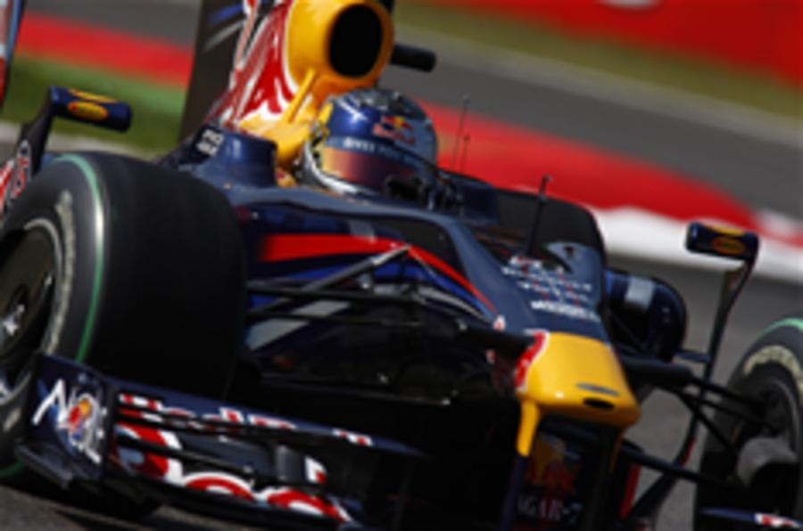 Vettel takes Suzuka pole