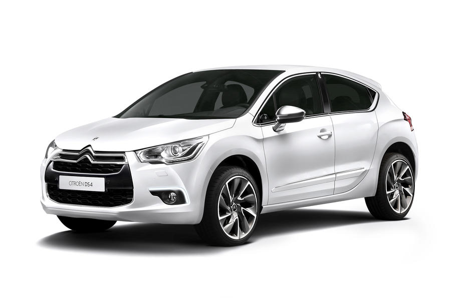 Citroen DS4 Dsport HDi 160 first drive