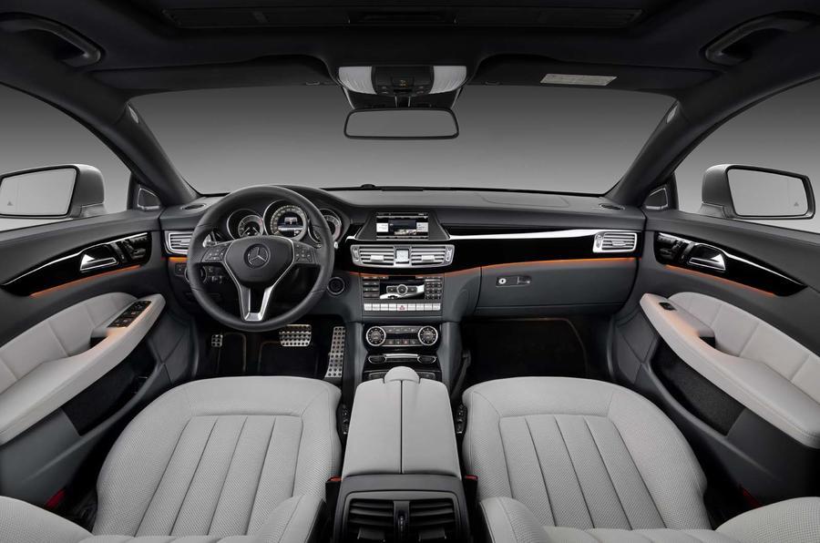 MercedesBenz CLS Shooting Brake unveiled  Autocar