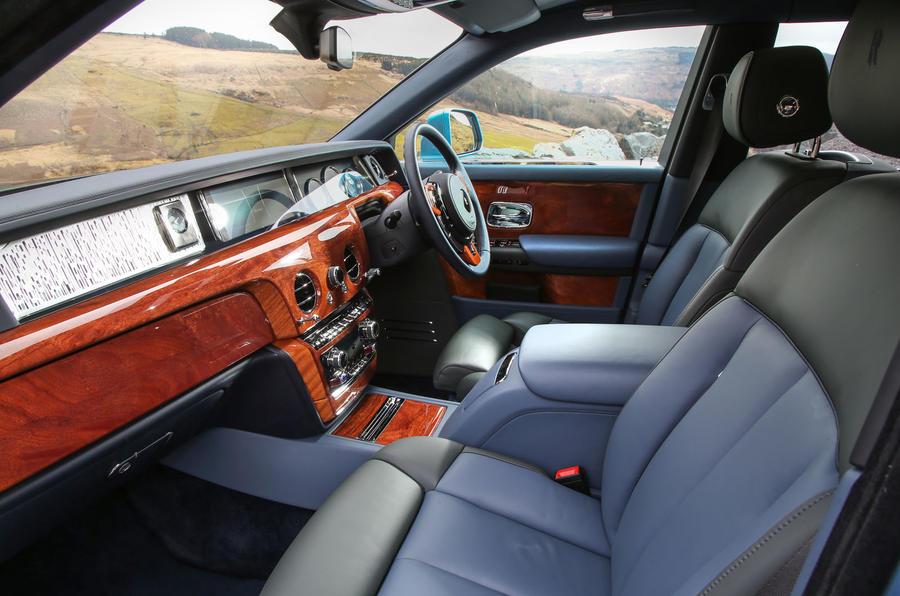 ... Rolls Royce Phantom 2018 Review Cabin ...