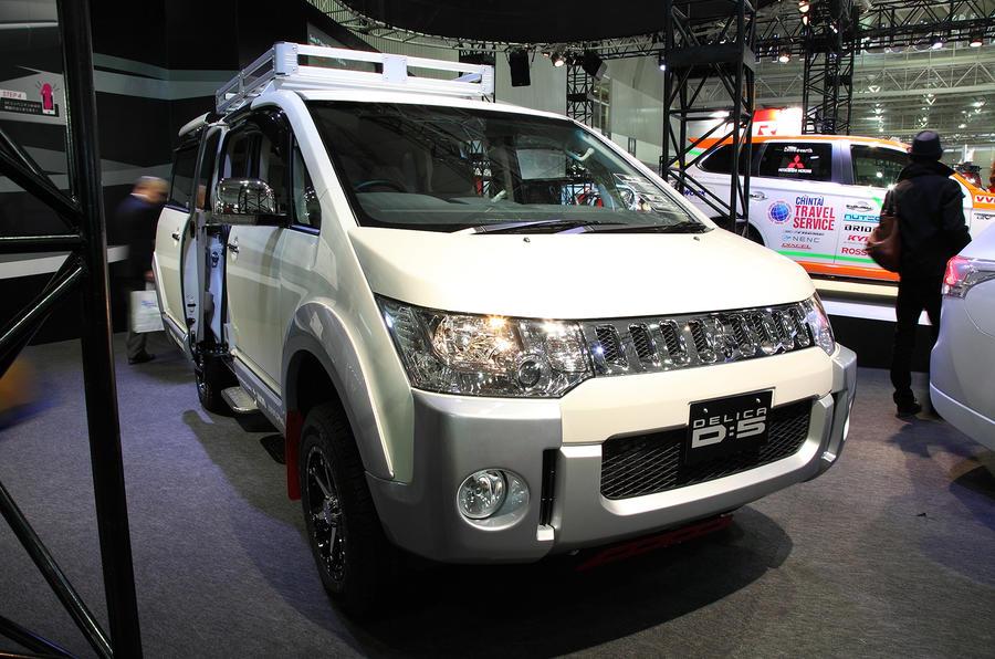 Tokyo Auto Salon 2014 show gallery
