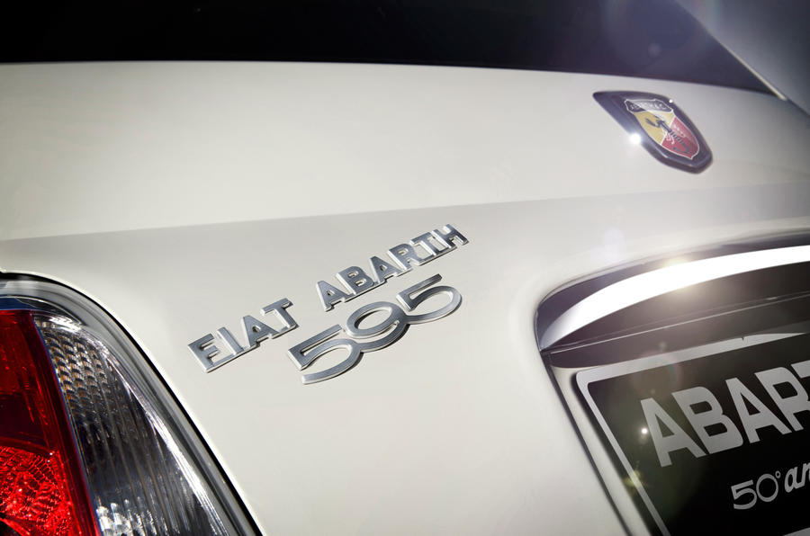 Special edition Abarth 595 models for Frankfurt show