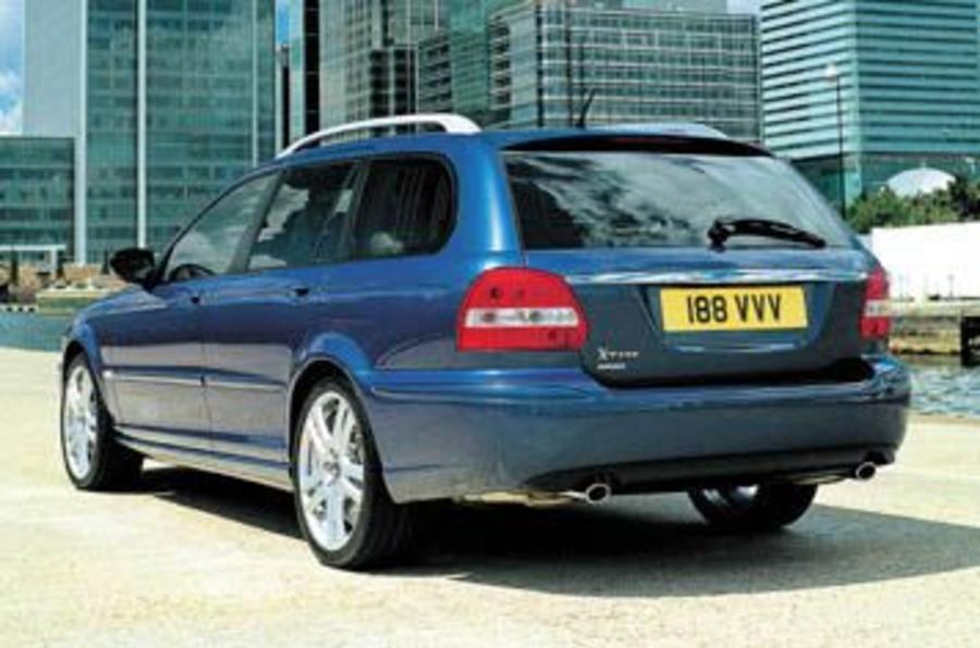 Jaguar X-type 3.0 V6 estate