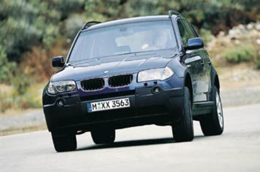 Bmw X3 2004 Review Autocar