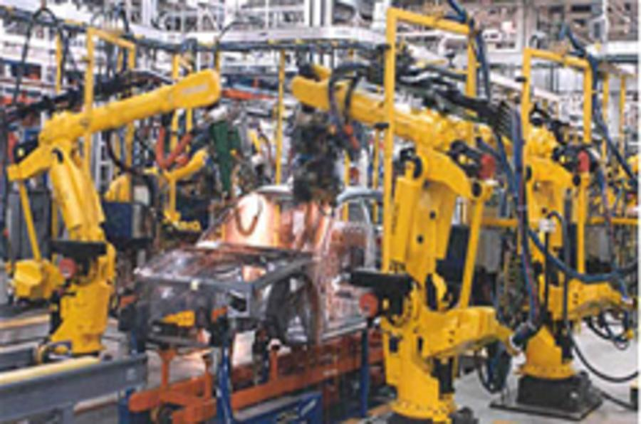 Car industry faces meltdown