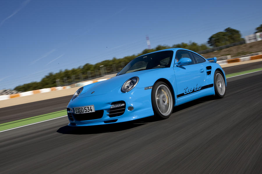 Porsche 911 3.8 Turbo