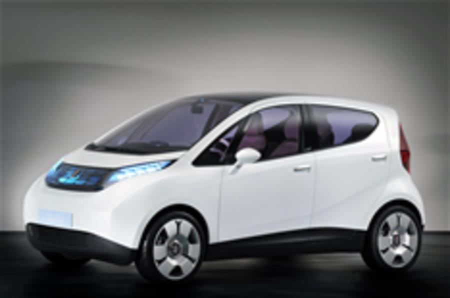 Pininfarina plans electric car