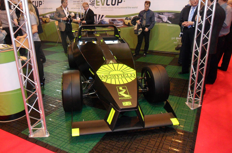 Autosport International - show pics