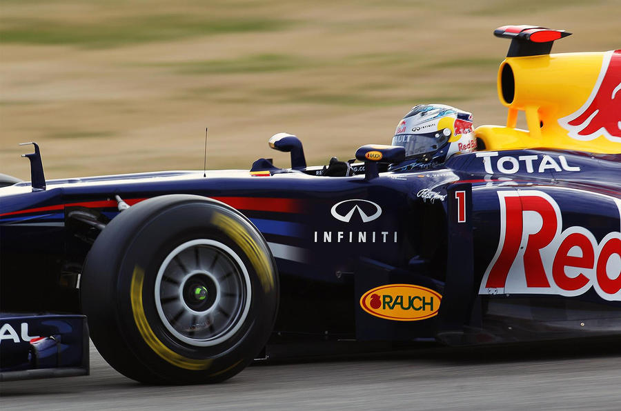 Infiniti in Red Bull tie-up