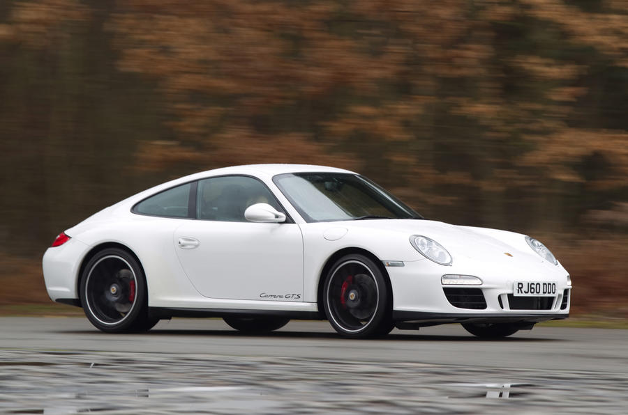 £78,731 Porsche 911 Carrera GTS