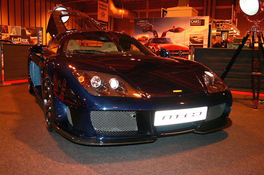 Autosport International show report