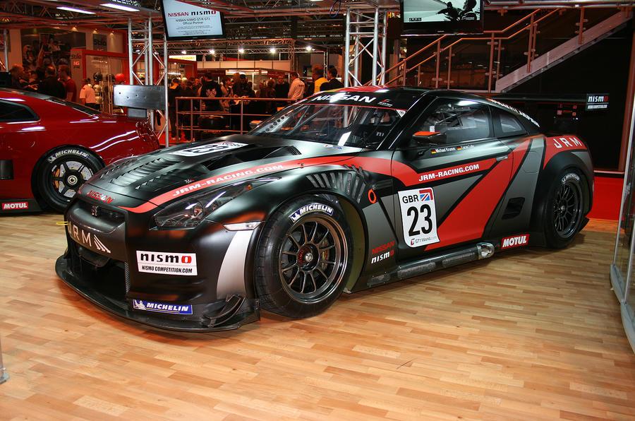 Autosport International show report
