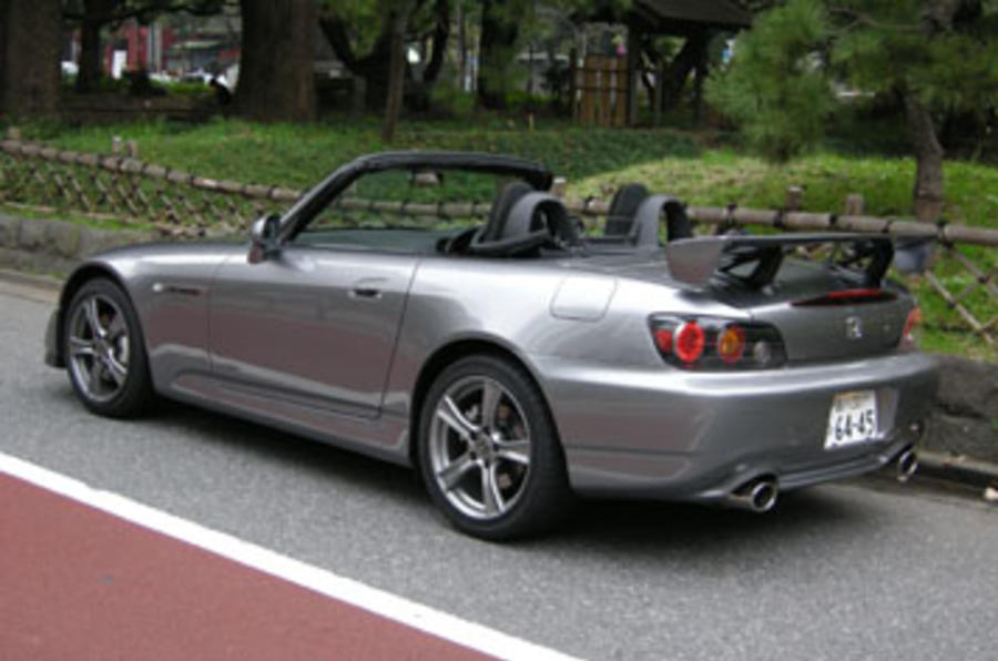 Honda S2000 Type S Review Autocar