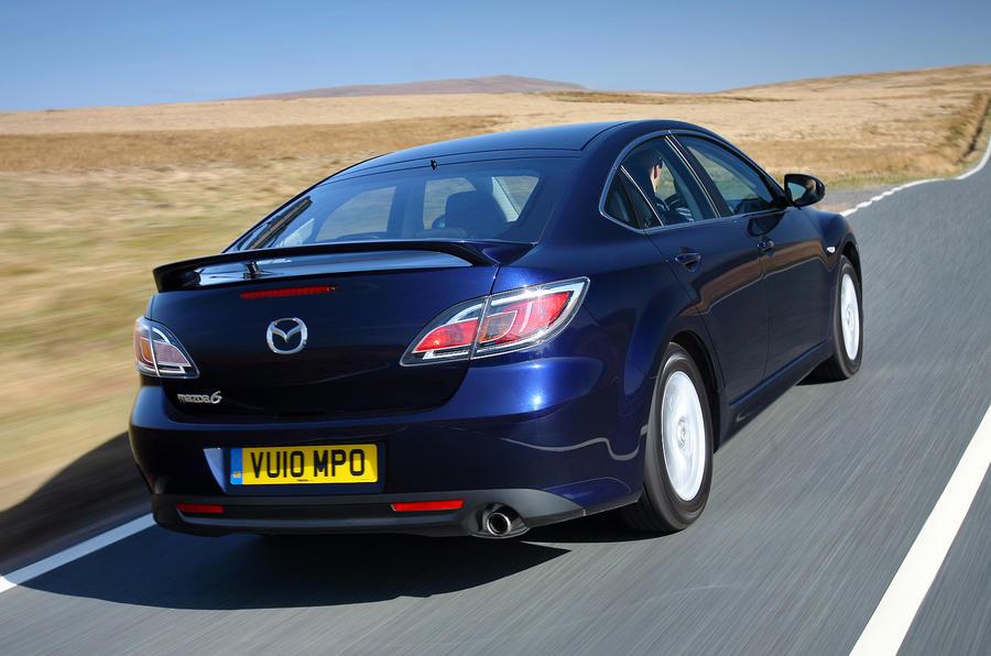 Mazda 6 2.2D Business Line