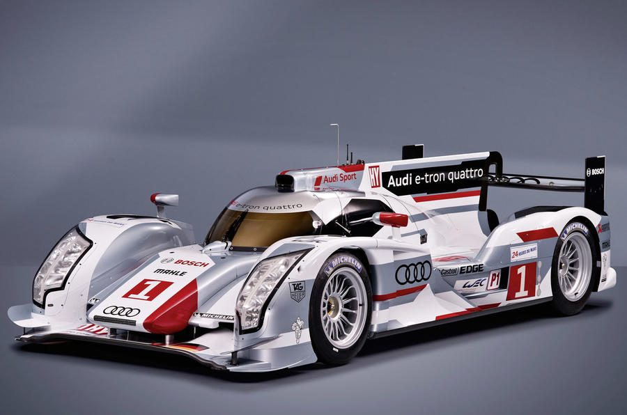 Audi race tech to inspire road cars