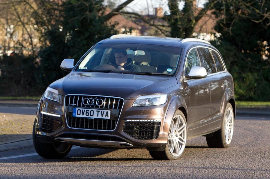 Audi Q7 V12 TDI Exclusive review | Autocar