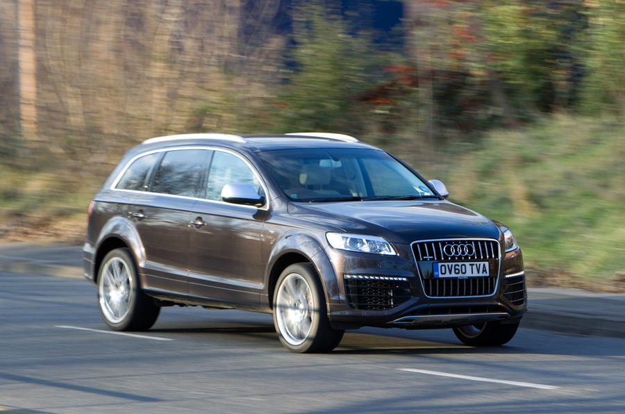Audi Q7 V12 TDI Exclusive