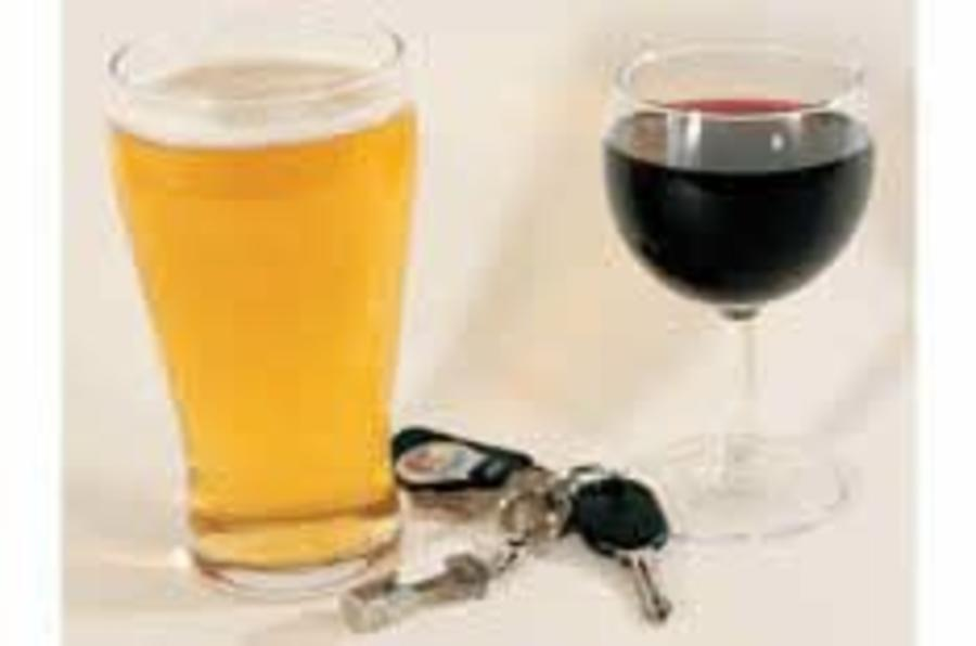 Drink-driving on the rise