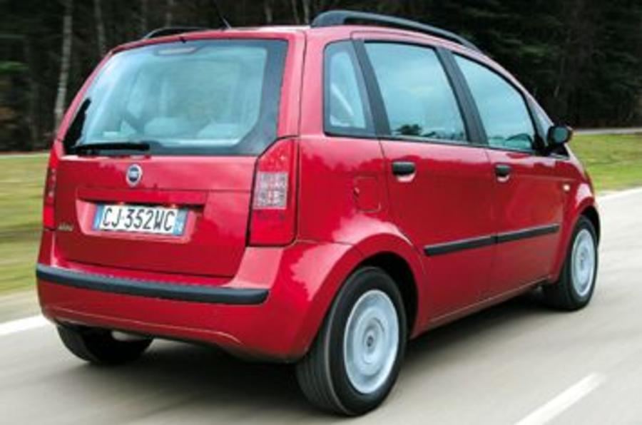 Fiat idea 1 4 active review autocar for Fiat idea 2006 full 1 8