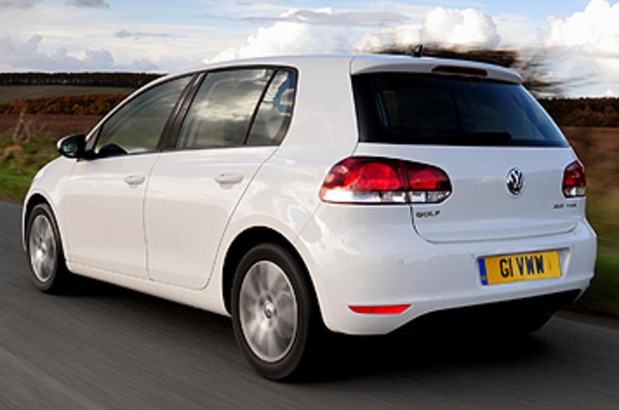 Volkswagen Golf 1.4 TSI 122 SE