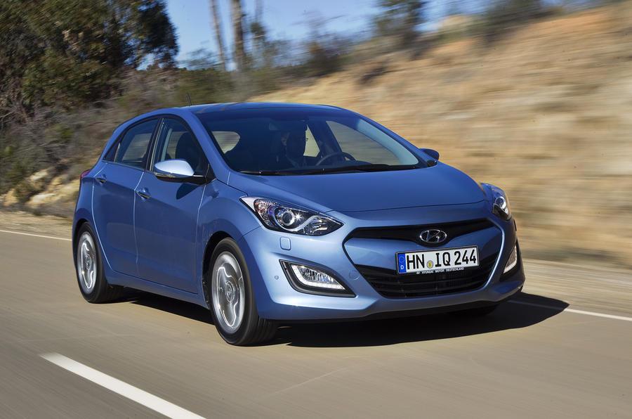 £20,295 Hyundai i30 1.6 CRDi