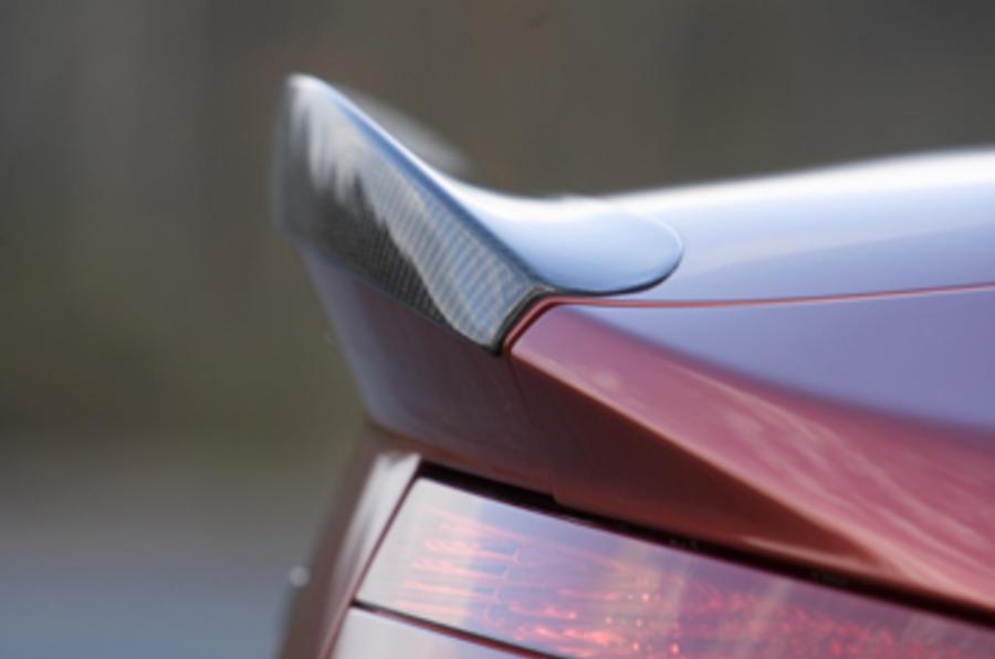 Aston V8 Vantage Prodrive