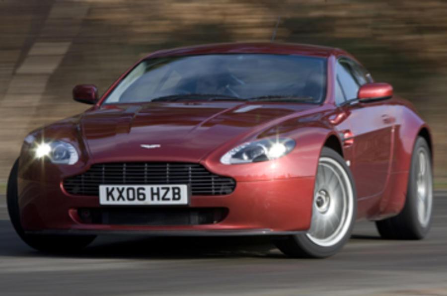 Aston V8 Vantage Prodrive review | Autocar