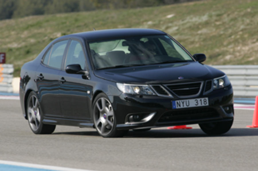 saab 9 3 turbo x review autocar. Black Bedroom Furniture Sets. Home Design Ideas