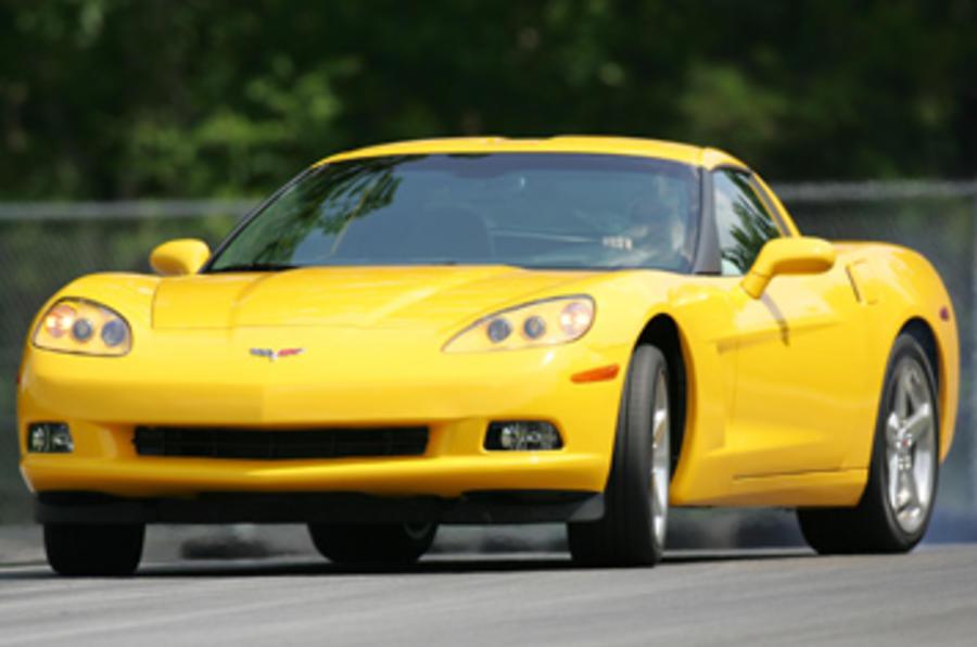Corvette C6 6.2
