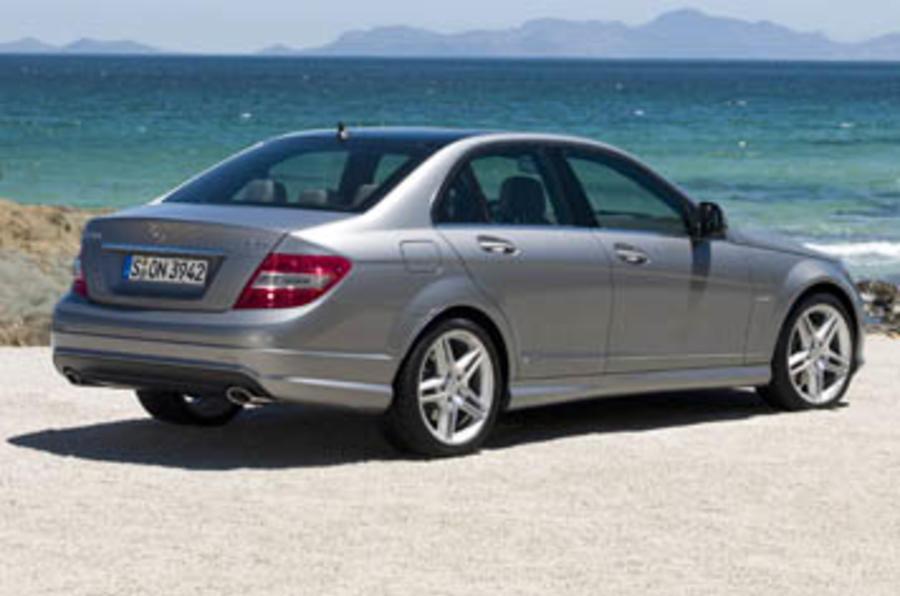 Mercedes benz c350 sport review autocar - Mercedes c350 sport coupe ...