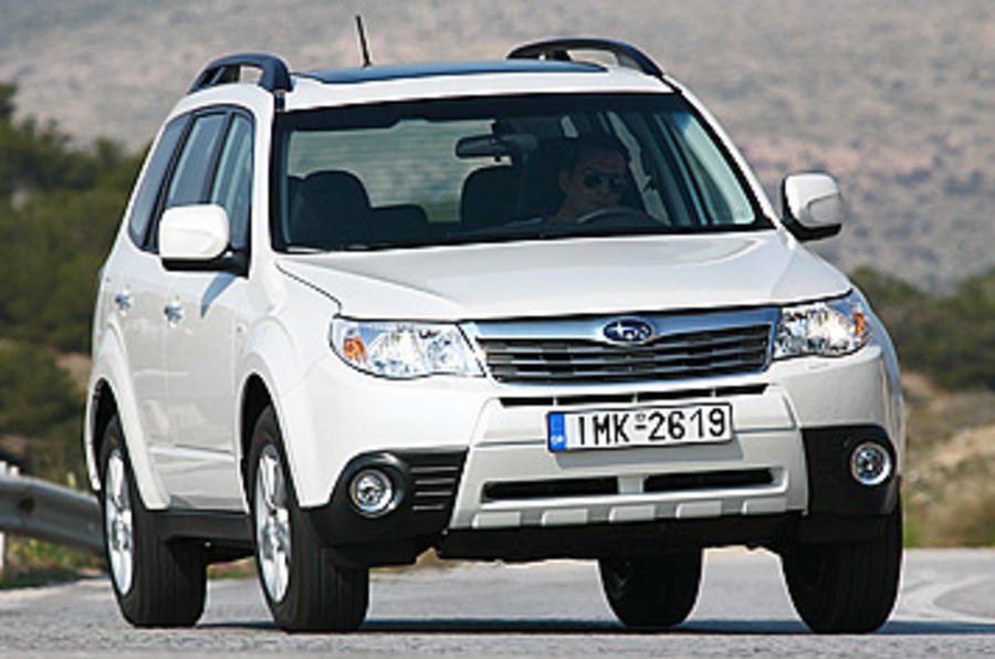Subaru Forester 2.0 X 5dr 4x4