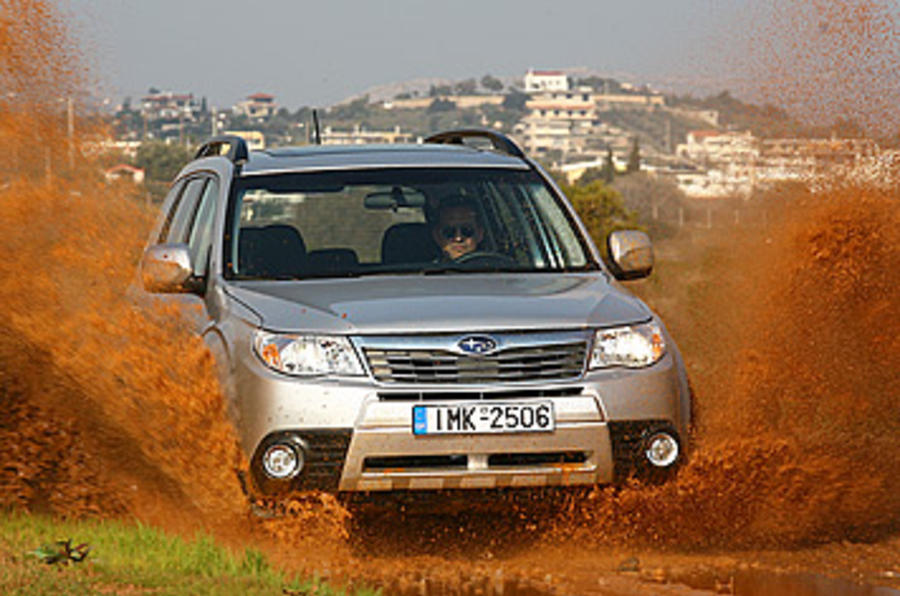 Subaru Forester 2.0 X 5dr 4x4