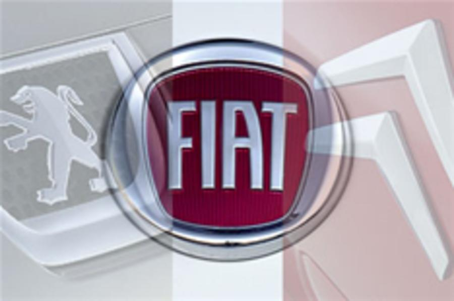 Fiat denies PSA merger