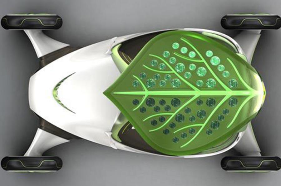 Beijing motor show: SAIC Leaf