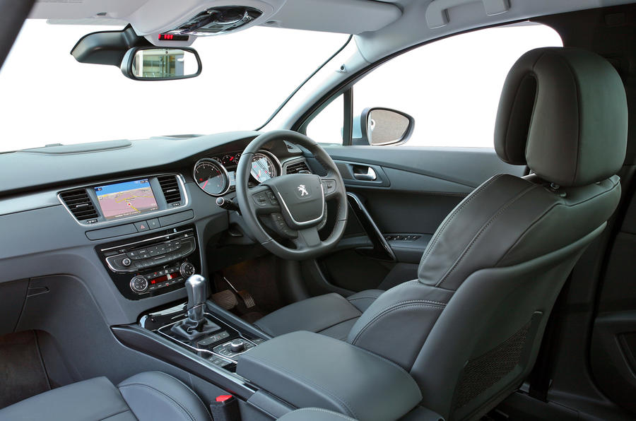 Peugeot 508 20 Hdi Review Autocar