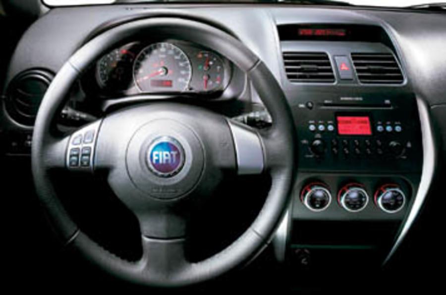 Fiat Sedici 1.6 Dynamic
