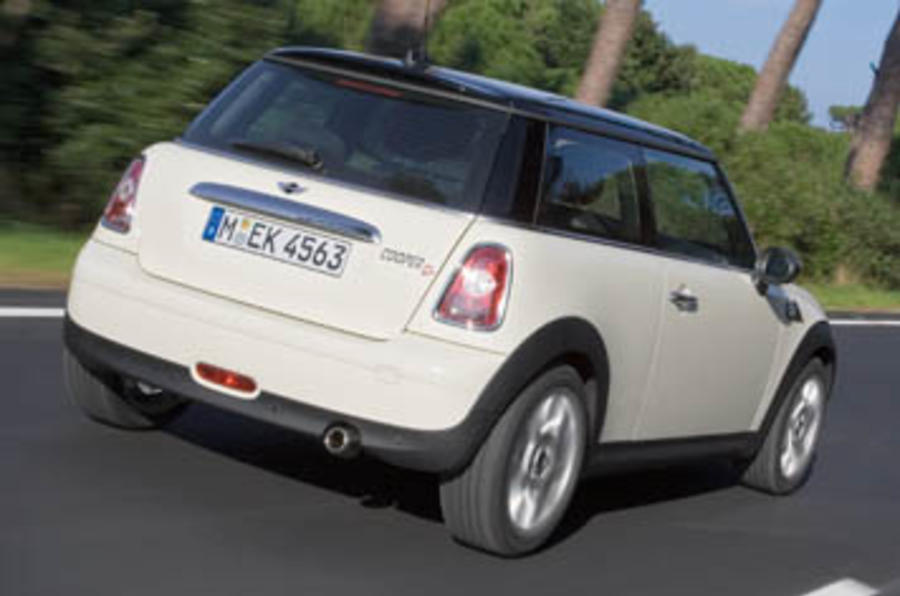 mini cooper d review autocar. Black Bedroom Furniture Sets. Home Design Ideas