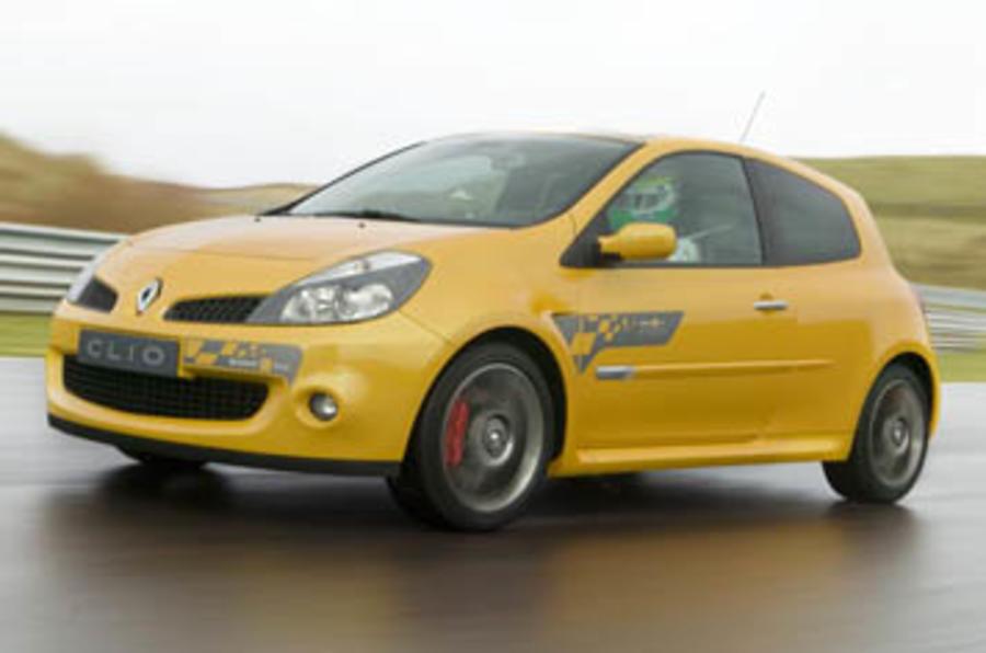 Renault clio r27