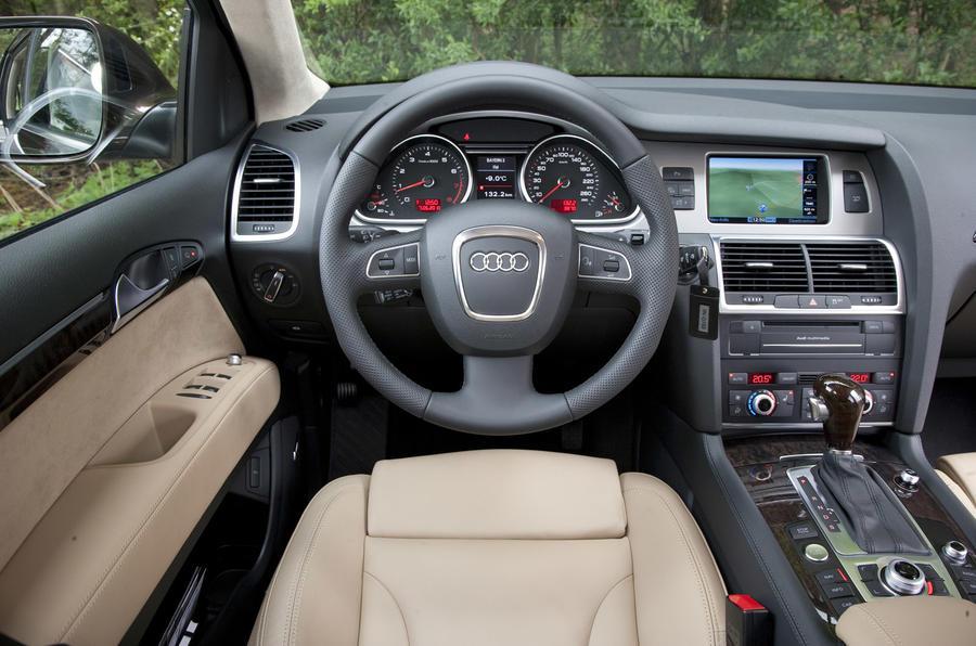 Audi Q7 3.0 TFSi Quattro SE