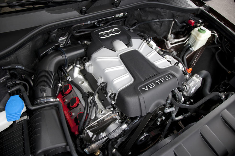 Audi Q7 3 0 Tfsi Quattro Se Review Autocar