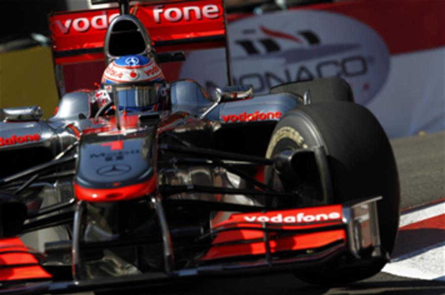 Button 'forced to sue Mercedes'