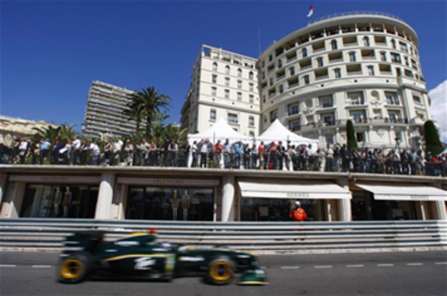 Team Lotus name back in F1