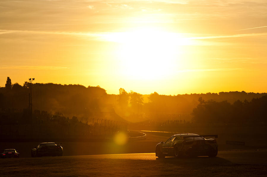 Audi wins thrilling Le Mans - pics